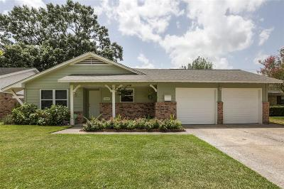 Houston Single Family Home For Sale: 2510 Tannehill Drive