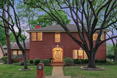 Houston Single Family Home For Sale: 502 Rowlock Lane