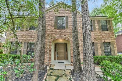 The Woodlands Single Family Home For Sale: 24 Silver Elm Place