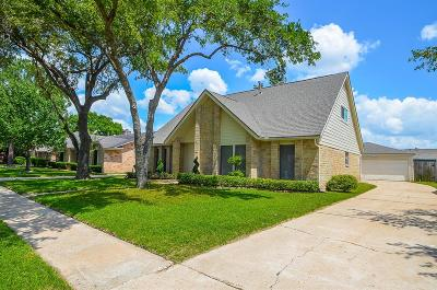 Sugar Land Single Family Home For Sale: 2819 Pepper Wood Drive