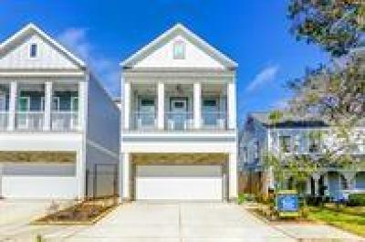 Harris County Single Family Home For Sale: 2428 Sheridan Street Street