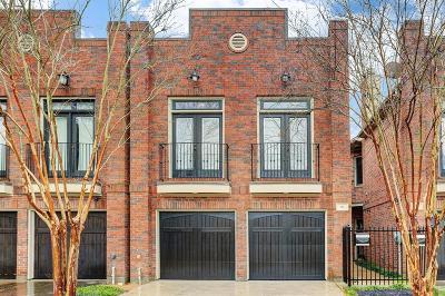 Montrose Single Family Home For Sale: 711 Colquitt Street