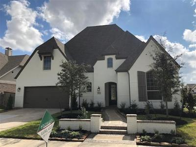 Cypress Single Family Home For Sale: 19315 Trinity River Drive