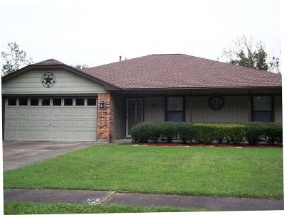 Angleton Single Family Home For Sale: 47 Alexander Court
