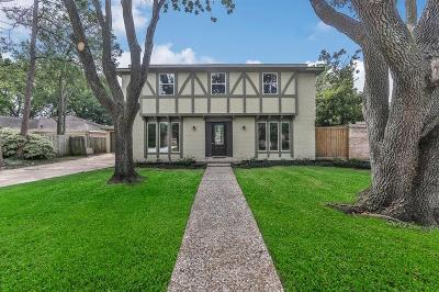 Houston Single Family Home For Sale: 12102 Nova Drive