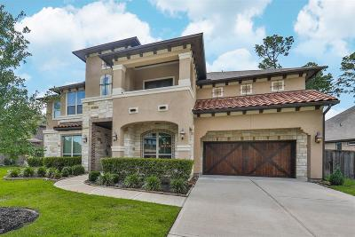 Tomball Single Family Home For Sale: 18815 Winding Atwood Lane