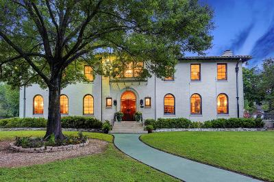 Single Family Home For Sale: 2330 N Braeswood Boulevard