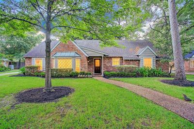 Houston Single Family Home For Sale: 13518 Butterfly Lane