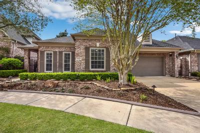 Houston Single Family Home For Sale: 1534 Harness Oaks Court