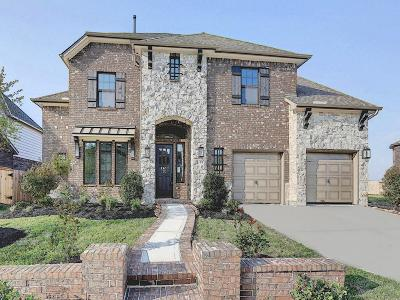 Cypress Single Family Home For Sale: 16619 Madison Midway