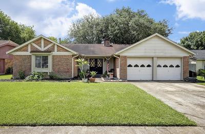 Deer Park Single Family Home For Sale: 1414 N Park Side Drive