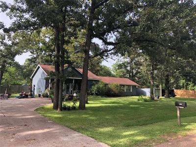 Conroe TX Single Family Home For Sale: $149,000