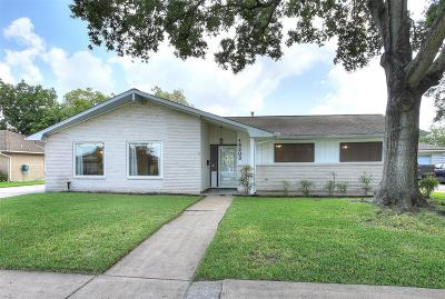 Houston Single Family Home For Sale: 15503 Diana Lane