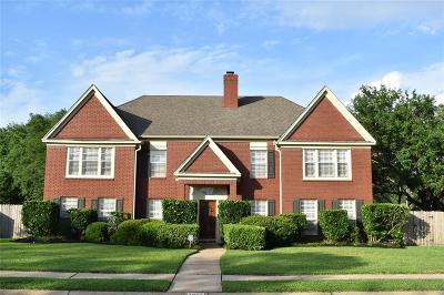 Sugar Land Single Family Home For Sale: 3926 Saint Michaels Court
