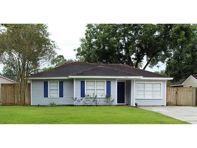Houston Single Family Home For Sale: 1721 Woodcrest Drive