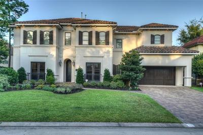 The Woodlands TX Single Family Home For Sale: $973,000