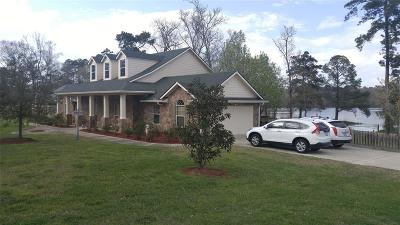 Willis Single Family Home For Sale: 1417 Sapphire Shores