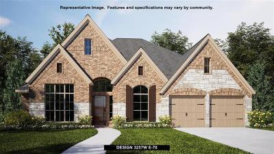 Humble Single Family Home For Sale: 16211 Whiteoak Canyon Drive