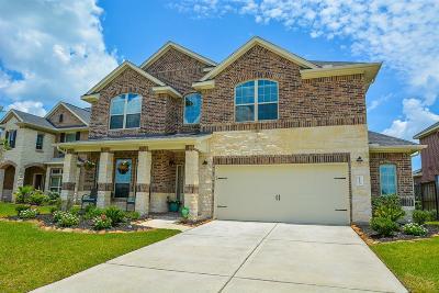 Missouri City Single Family Home For Sale: 2223 Bal Harbour Drive