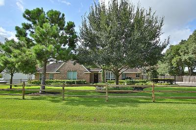Cypress TX Single Family Home For Sale: $469,000