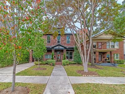 Montrose Single Family Home For Sale: 1720 Colquitt Street