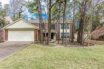 The Woodlands Single Family Home For Sale: 74 Breezy Point Place