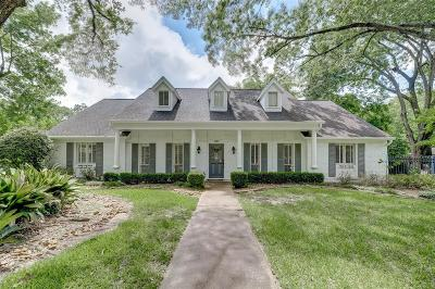 Hedwig Village Single Family Home For Sale: 827 Heathcliff Court