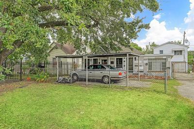 Houston Single Family Home For Sale: 4610 Siegel Street