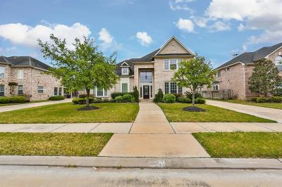 Katy TX Single Family Home For Sale: $509,900