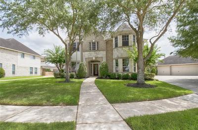 League City Single Family Home For Sale: 905 Persimmon Pointe