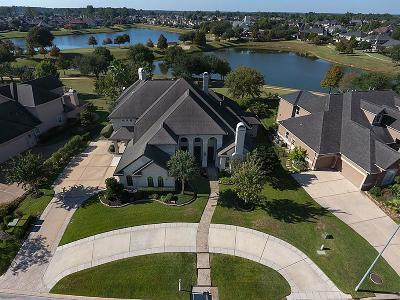 Cypress TX Single Family Home For Sale: $825,000