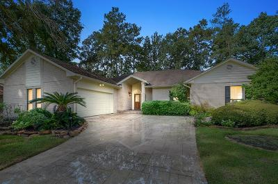 Montgomery Single Family Home For Sale: 3103 Pine Chase Drive