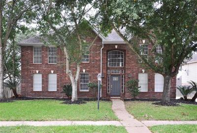Katy Single Family Home For Sale: 22918 Strathmere Court