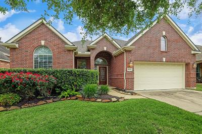 Cypress Single Family Home For Sale: 16611 Shimmering Lake Drive