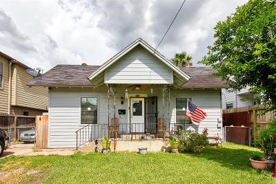 Houston Single Family Home For Sale: 1524 Nashua Street