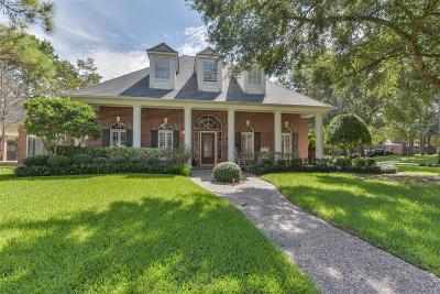 Houston Single Family Home For Sale: 14910 Tupperglenn Drive