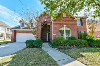 Katy Single Family Home For Sale: 22011 Windmill Bluff Lane