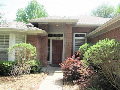 Sugar Land Single Family Home For Sale: 4306 E Meadows Drive Drive