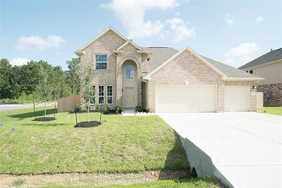 New Caney Single Family Home For Sale: 403 Seabiscuit Boulevard