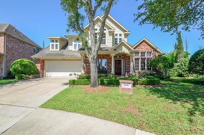Sugar Land Single Family Home For Sale: 5102 Weatherstone Circle