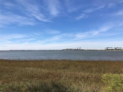 Galveston Residential Lots & Land For Sale: 9201 W Bay Road