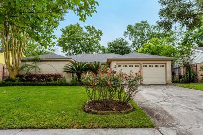 Houston Single Family Home For Sale: 9327 Fairdale Lane