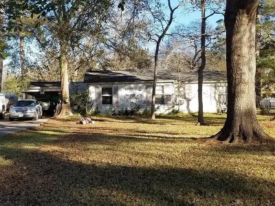Magnolia Single Family Home For Sale: 19355 E Lake Drive