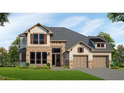 Manvel Single Family Home For Sale: 4411 Cottonwood Creek Lane