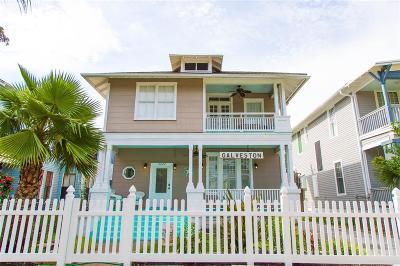 Single Family Home For Sale: 2606 Bernardo De Galvez