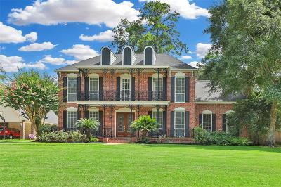 Tomball Single Family Home For Sale: 13311 Lost Creek Road
