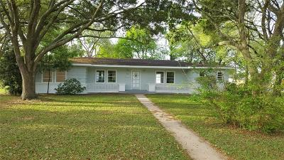 Alvin Single Family Home For Sale: 815 Iwo Street