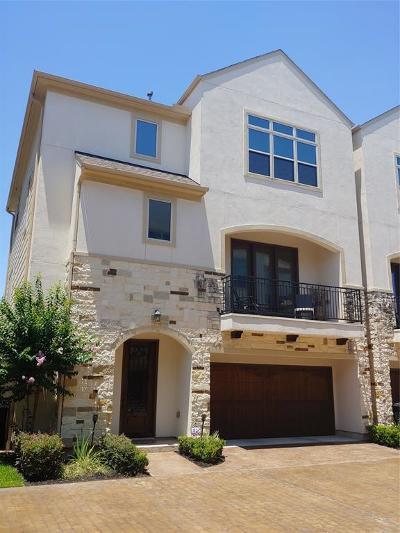 Houston Single Family Home For Sale: 6004 Potomac Park Drive