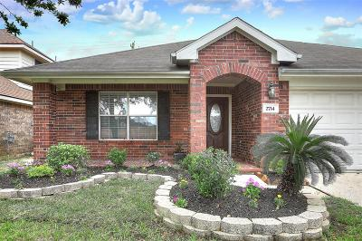Deer Park Single Family Home For Sale: 2714 White Sands Drive