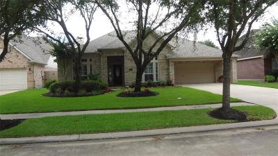 Friendswood Single Family Home For Sale: 3107 Red Maple Drive
